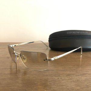 Vintage 90's Emporio Armani Tinted Sunglasses